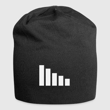 Mobil signal - Jersey-Beanie