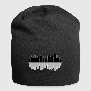 horizon de chicago - Bonnet en jersey