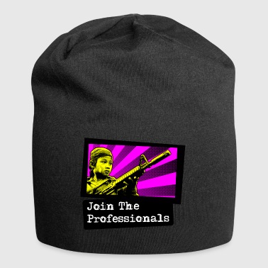 Join the Professionals - Jersey Beanie