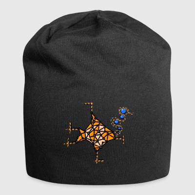 The Fish - Jersey Beanie