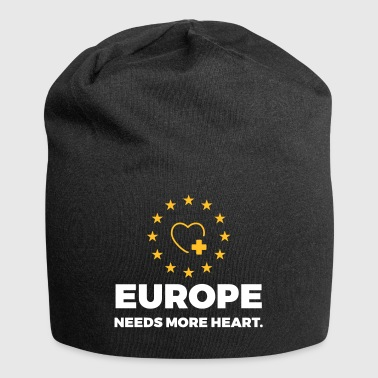 Europe Needs More Heart! - Jersey Beanie
