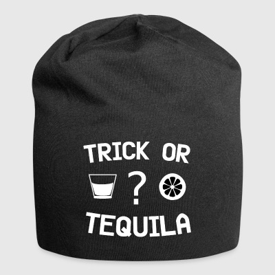 trick or tequila Halloween costume - Jersey Beanie