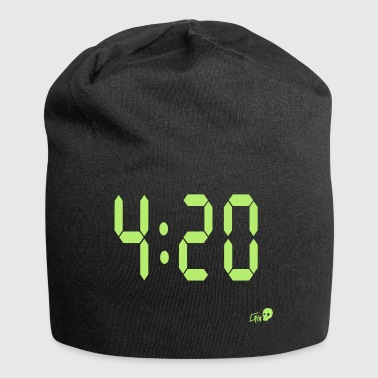 Time for 420 - Jersey Beanie