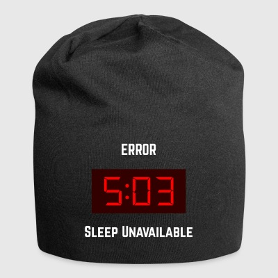 Error 503: Sleep Unavailable - Jersey Beanie