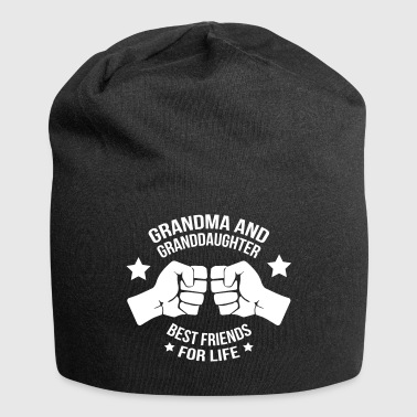 Grandma and grand daudhter best friend - mutter - Jersey-Beanie