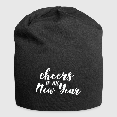 New Year's Eve Cheers Cheers Party Gift - Jersey Beanie