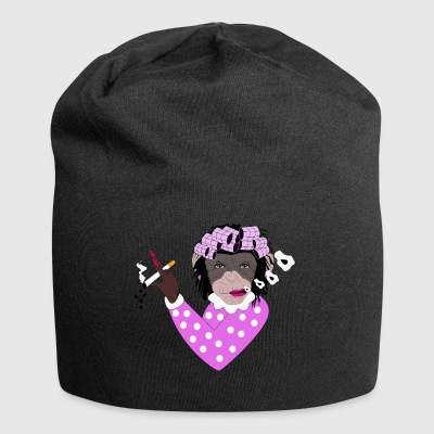 FEMALE MONKEY - Jersey Beanie
