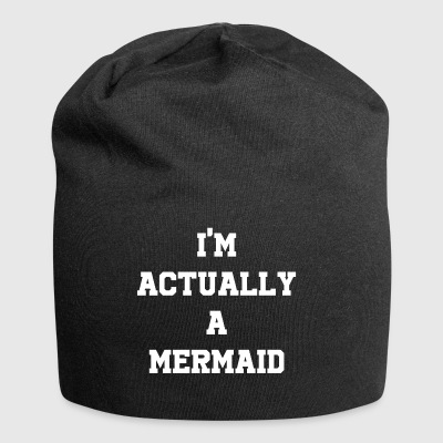 Mermaid mythical creature fairytale gift - Jersey Beanie