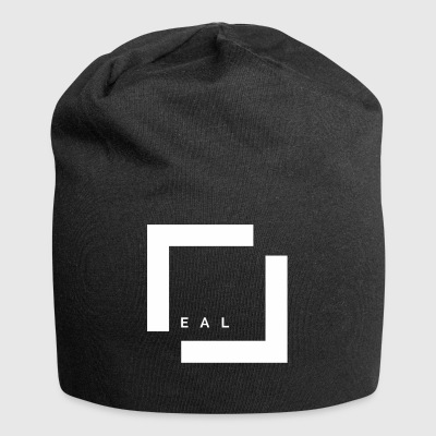 REAL - LOGO - Jersey-beanie