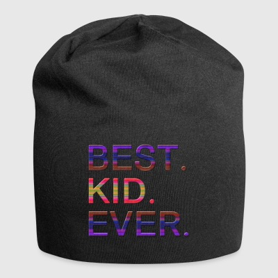 Best.Kid.Ever.Motivational Gifts for Kids.Best Kid - Jersey-beanie