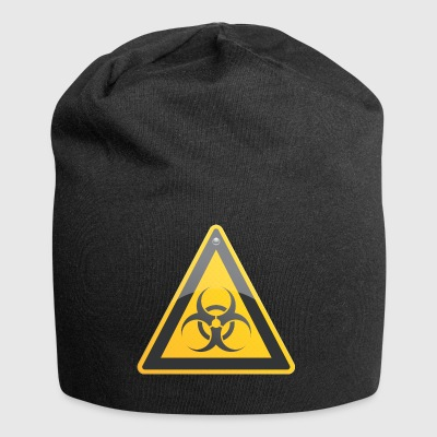 Road sign biohazard - Bonnet en jersey