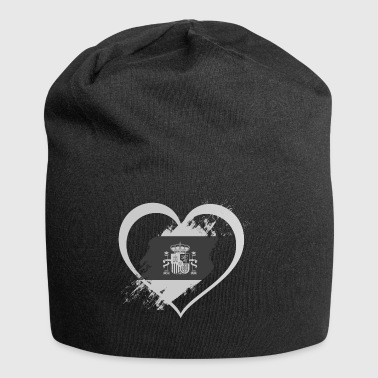I love Spain! For compatriots and tourists! - Jersey Beanie