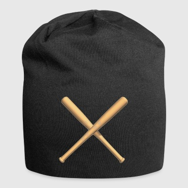 mazza da baseball - Beanie in jersey