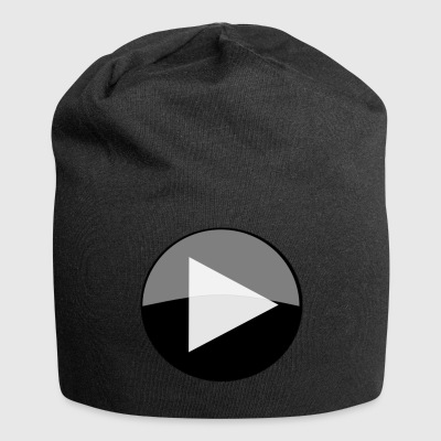 play circle icon - Jersey Beanie
