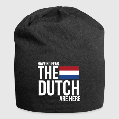 Have No Fear, The Dutch Are Here - Jersey Beanie