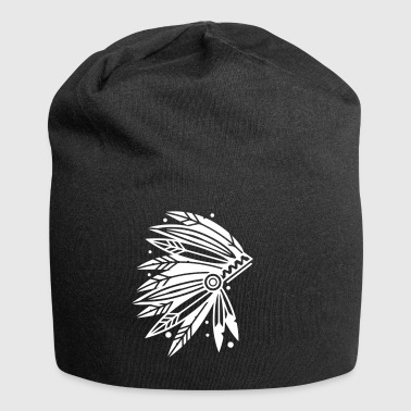 Chieftain's Headdress - Jersey Beanie