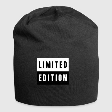 limited edition2 - Jersey-Beanie