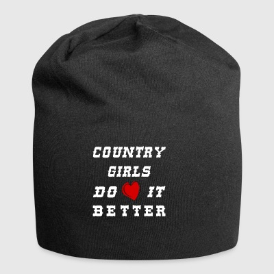 country girls - Jersey-Beanie