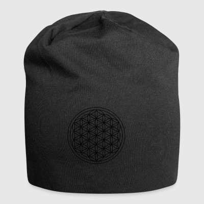 Flower of life - Jersey Beanie