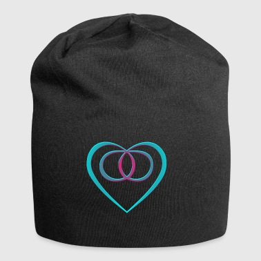 Eternal Love Symbol - Jersey Beanie
