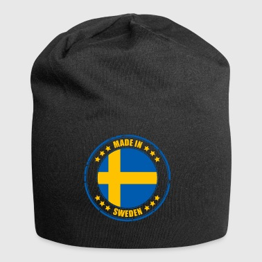 MADE IN SVEZIA, SVEZIA - Beanie in jersey
