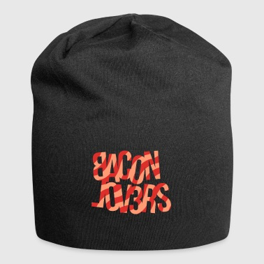 BACON LOVERS! - Jersey Beanie