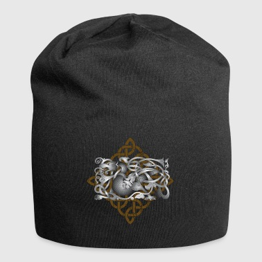 Celtic Dragon - Jersey Beanie