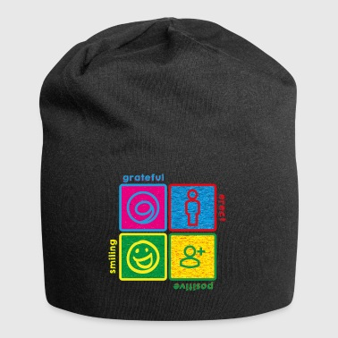 4cose popart2 - Jersey Beanie