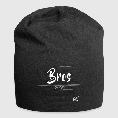 (BUT) Bros., SEIT 2016 - Jersey-Beanie