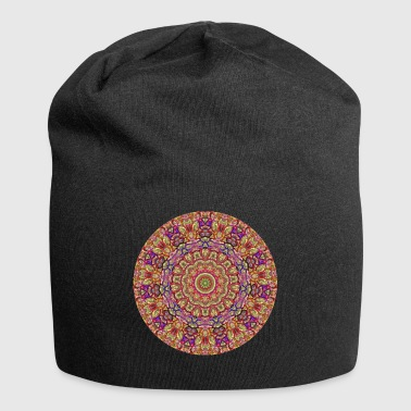 collection Mandala - Bonnet en jersey