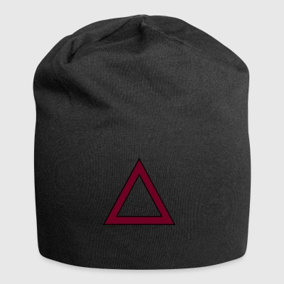 TRIANGLE SWAG - Bonnet en jersey