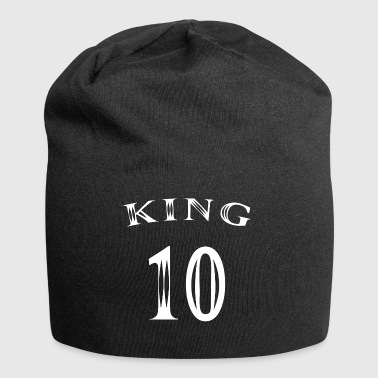 Re Numero 10 - Beanie in jersey