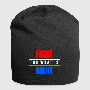 Fight for Rights - Jersey Beanie