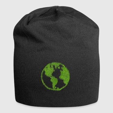 Green Grass World - Jersey Beanie