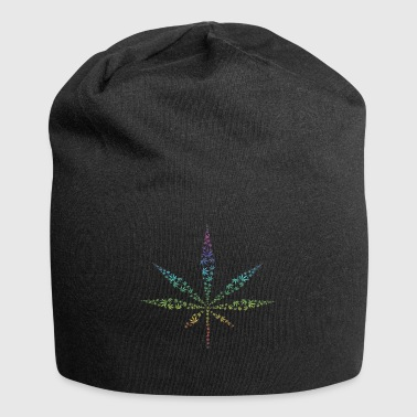 FLOWER OF FUN COLLECTION - Jersey Beanie