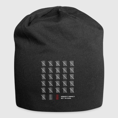 Counting - Jersey Beanie