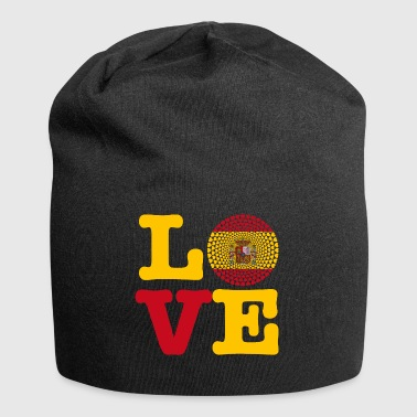SPAGNA CUORE - Beanie in jersey