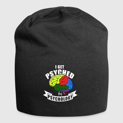 Psychology Proverbs - Jersey Beanie