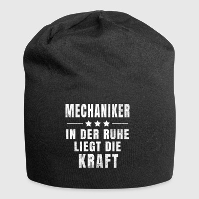 Mechaniker T-Shirt - Jersey-Beanie