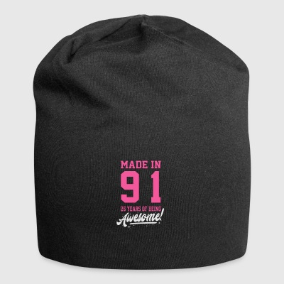 MADE IN 1991-1926 ANNIVERSAIRE - Bonnet en jersey