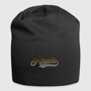 fornavn Amelie - Jersey-Beanie