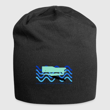 WHALE - Jersey-Beanie