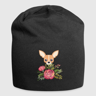 chihuahua roser - Jersey-beanie