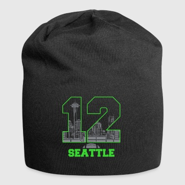 dodici seattle - Beanie in jersey