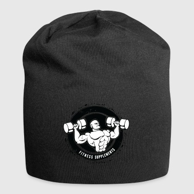 Fitness supplements - Jersey Beanie
