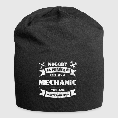 Perfect mechanic - car engine cylinder tuning - Jersey Beanie