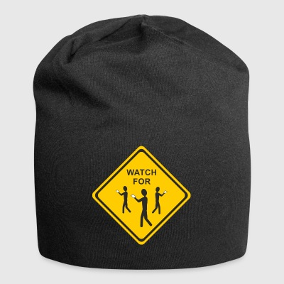 Attention smobies - Jersey Beanie