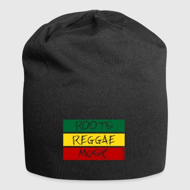 ROOTS REGGAE MUSIC - Bonnet en jersey