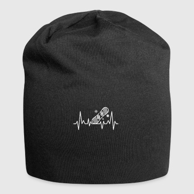 Winter Sports Snowboard Heartbeat gave - Jersey-Beanie