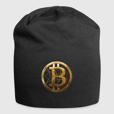 crypto currency - Jersey Beanie